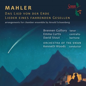 "CD Review- ""IRR Outstanding"" rating for Orchestra of the Swan Das Lied von der Erde"