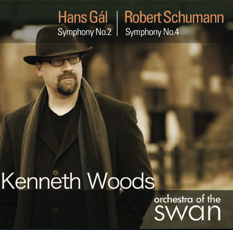 CD Review- Classical Candor on Hans Gal Symphony no. 2, Schumann Symphony no. 4