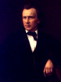 Johannes Brahms, not pondering who wrote the St Anthony Chorale