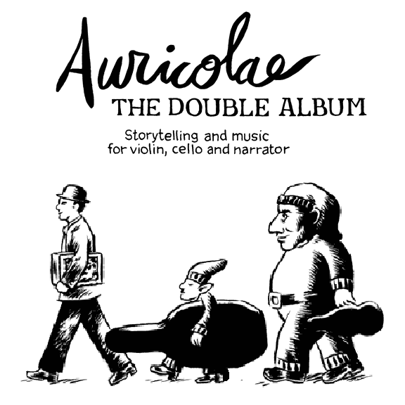 Auricolae The Double Album cover
