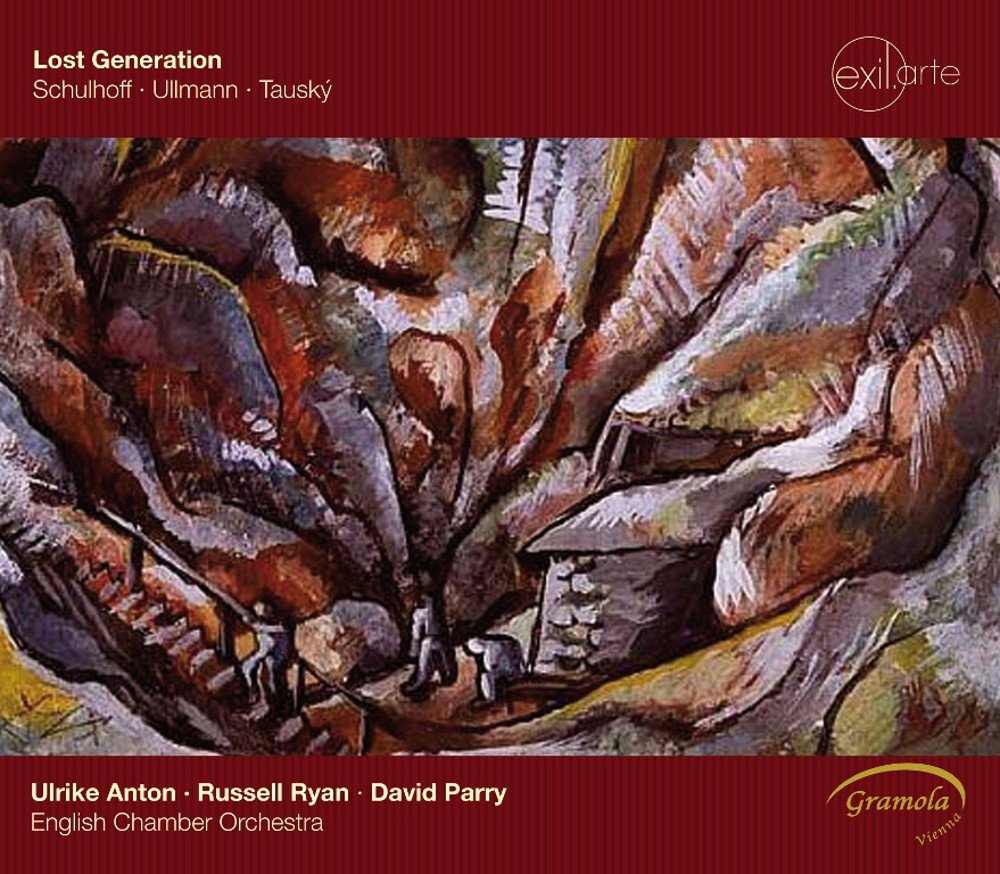 Lost Generation Cover