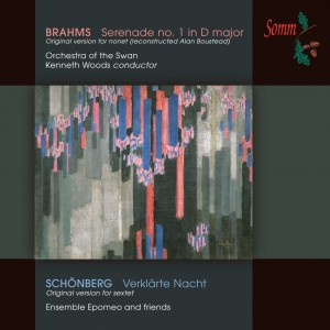 CD REVIEW- CLASSICAL CD REVIEWS ON VERKLARTE NACHT AND BRAHMS SERENADE NO. 1