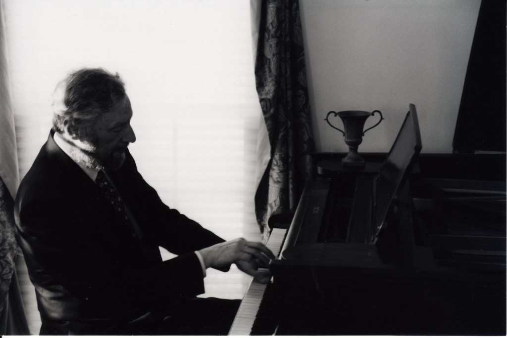Pianist Howard Karp (photo by Katrin Talbot)