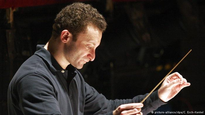 Kirill Petrenko: Reputed to be very good at at conducting