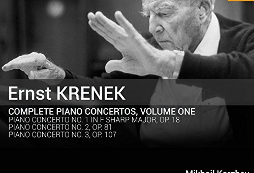 Krenek-Cover